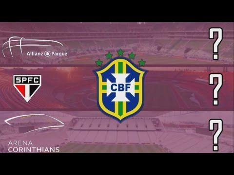 Allianz Parque vs Morumbi vs Arena Corinthians - Qual o estádio ideal para seleção Brasileira ? (HD) - http://www.eightynine10studios.com/allianz-parque-vs-morumbi-vs-arena-corinthians-qual-o-estadio-ideal-para-selecao-brasileira-hd/