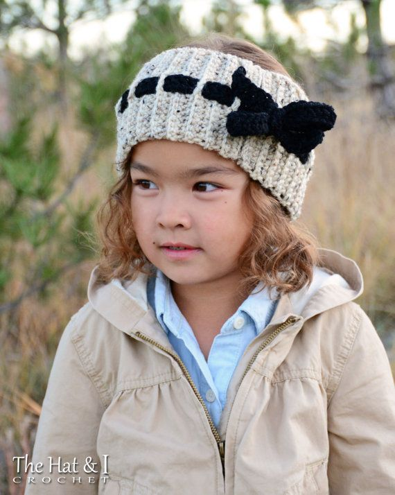 Crochet PATTERN - Nature Hike Head Wrap - crochet headband pattern, headwrap (Newborn Baby Toddler Child Adult sizes) - Instant PDF Download #crochetedheadbands