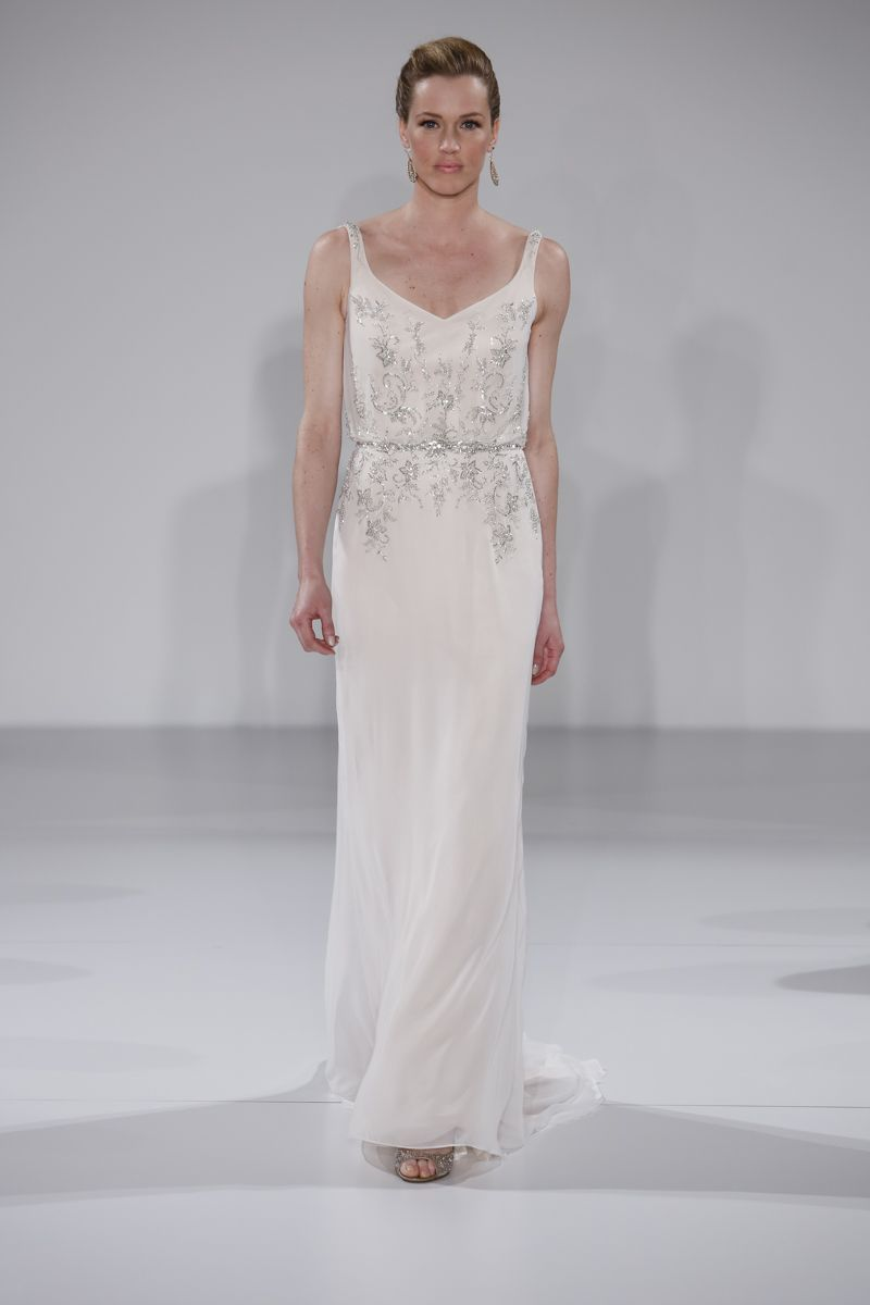 High fashion wedding dress  Maggie Sottero Runway Show Spring   Dresses  Pinterest