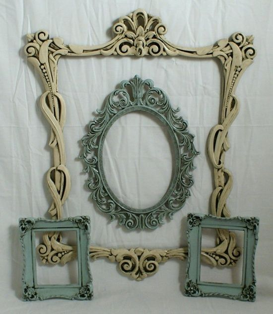 Shabby Chic Picture Frames French | FRAMES..PICTURE FRAMES...ALL ...