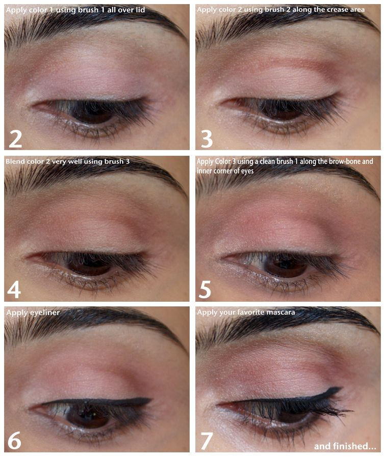 VIDEO How to Make Brown Eyes Pop Makeup Tutorial for