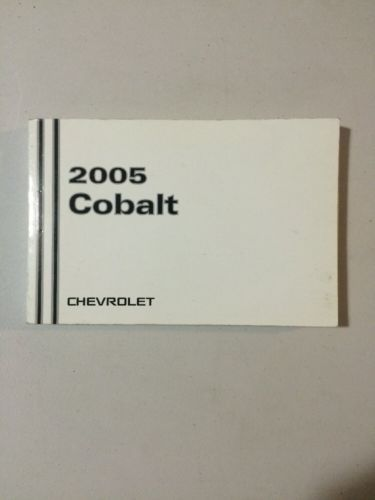 2005 chevrolet cobalt chevy owners manual owner s owner view rh pinterest com 2005 chevy cobalt ls owners manual 2005 Chevy Cobalt 4 Door