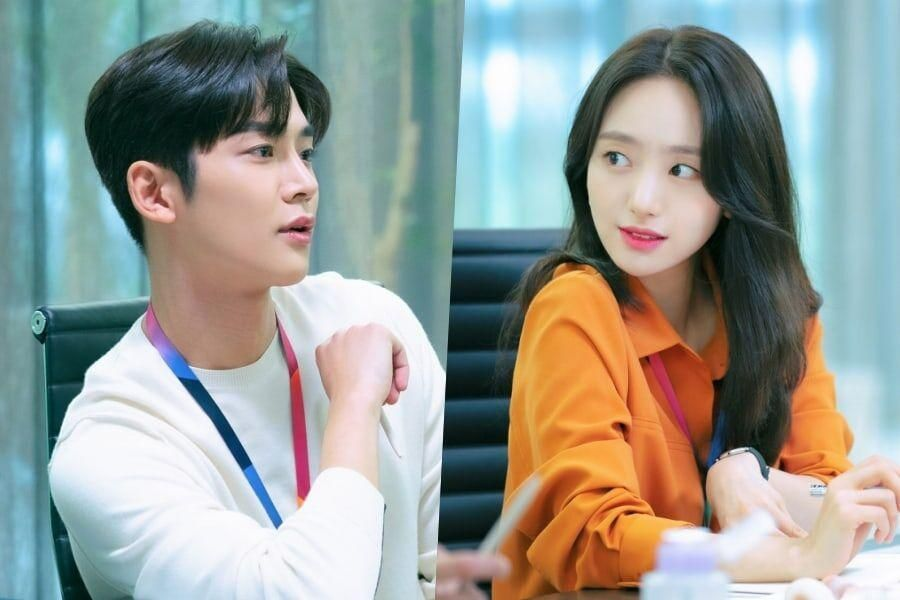 "SF9's Rowoon And Won Jin Ah Share How They Prepared For Roles In ""She Would Never Know"""
