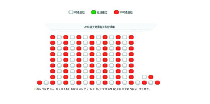 Chinese Singles Buy Movie Tickets So Couples Can't Sit ...
