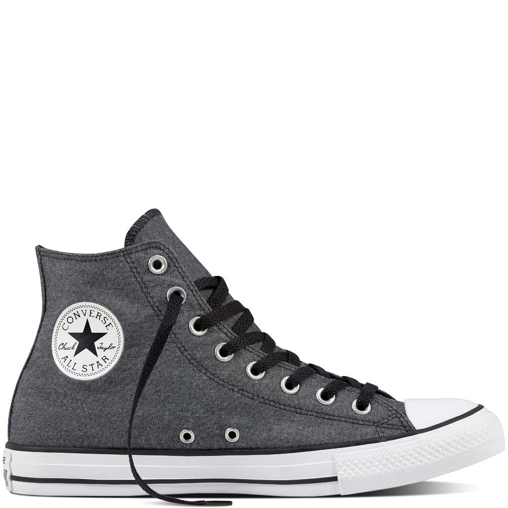 Chuck Taylor All Star Chambray | OUTFIT LA LA LAND