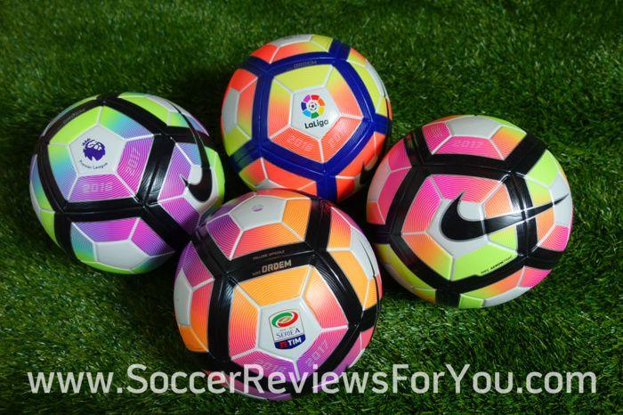 Nike Ordem 4 2016 17 Premier League La Liga Serie A Omb Review Soccer Match Play Soccer Nike Ordem