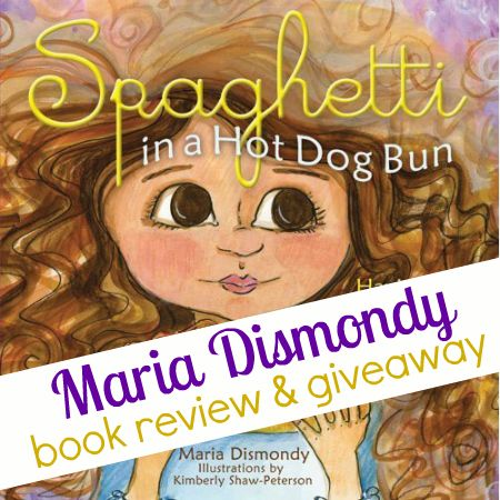 Maria Dismondy book reviews and giveaway. Great books with great lessons for kids.