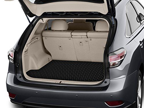 Toughpro Lexus Rx350 Rx450h Cargo Mat All Weather Heavy Duty Black Rubber 2010 2015