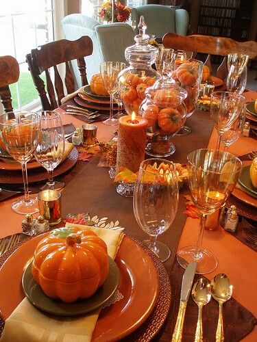 Pin by Pintress on Decor Pinterest - halloween table setting ideas