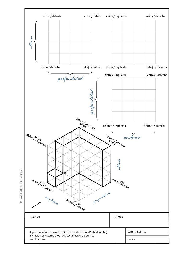 Pin De Vichan Em Cuarto Desenho Tecnico Basico Geometria Descritiva Desenho Tecnico