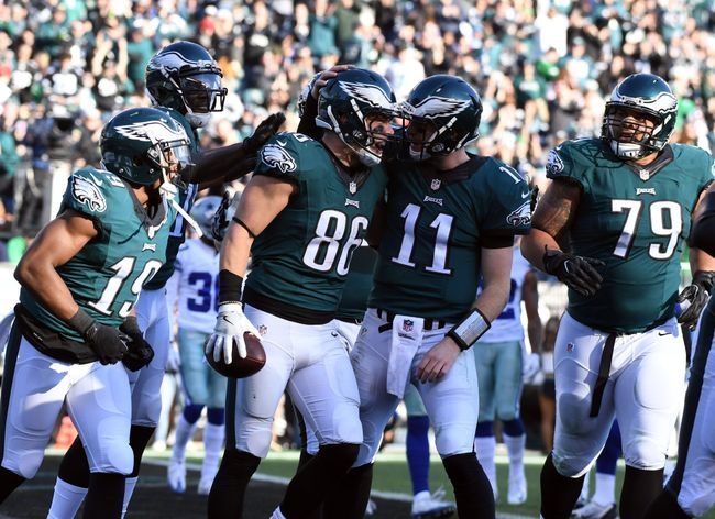 Philadelphia Eagles 2017 NFL Preview, Schedule, Prediction, Dept