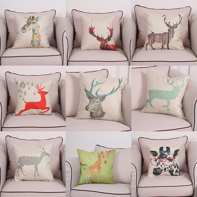 Cheap cushion trunk, Buy Quality cushion offers directly from China cushion photo Suppliers: on promotion wholesale cheap price 45cm*45cm 6 kinds of bird linen home decorative pillow caseUSD 3.95/piececustom new a
