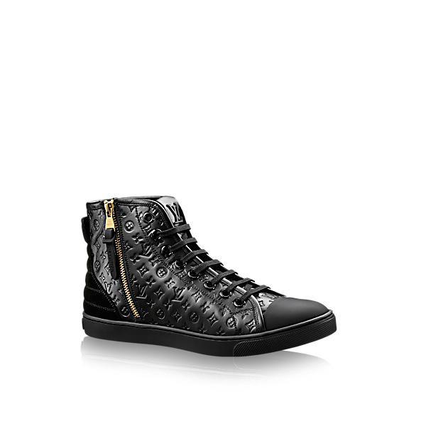 751b616f81cf LOUIS VUITTON Punchy Sneaker Boot.  louisvuitton  shoes