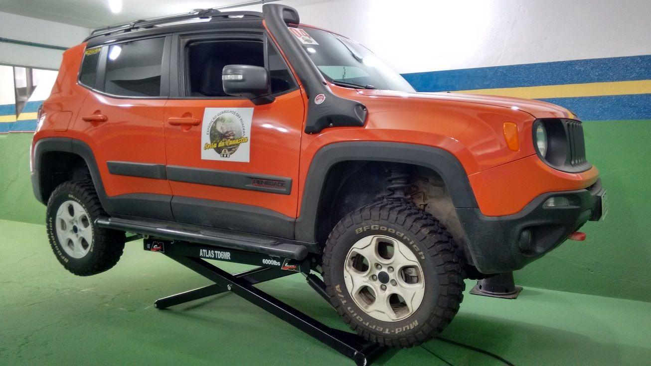 Snorkel Jeep Renegade Jeep Renegade Jeep Carros