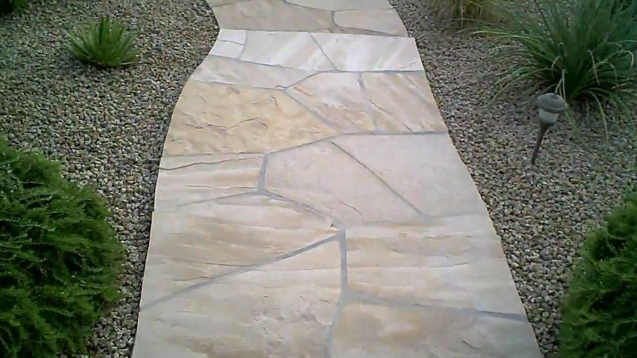 How To Seal Flagstone   Apply Sealer To Stone , Brick , Tile Etc