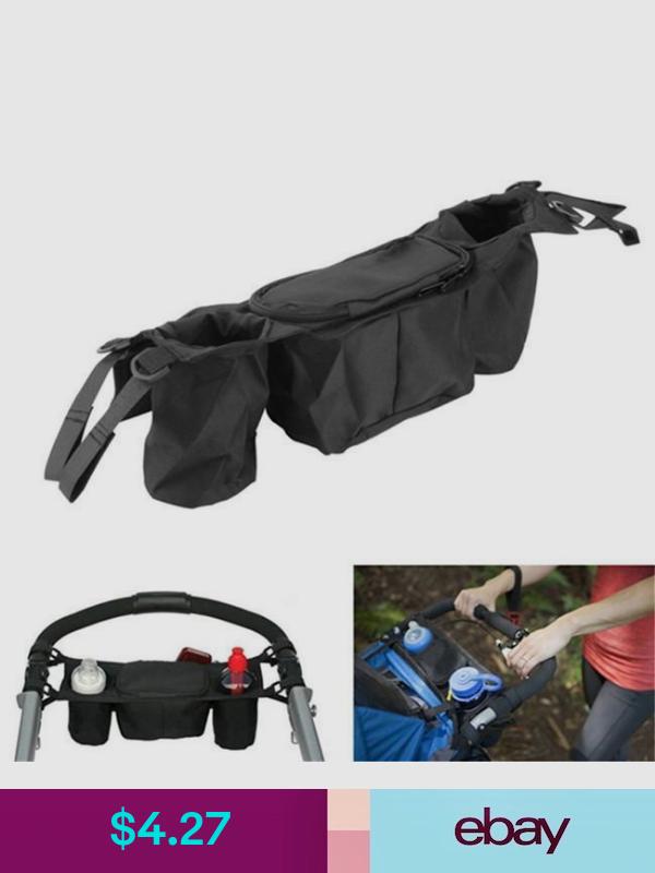 Stroller Organizers ebay Baby Pram stroller, Diaper
