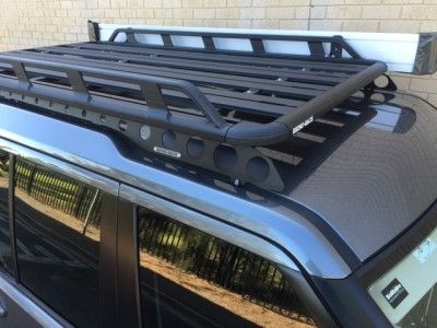 Land Rover Discovery 3 4 4dr 4wd 04 05 06 17 Rhino Rack Pioneer Tradie Backbone 2128mmx1236mm Roof Rack World Land Rover Discovery Land Rover Roof Rack