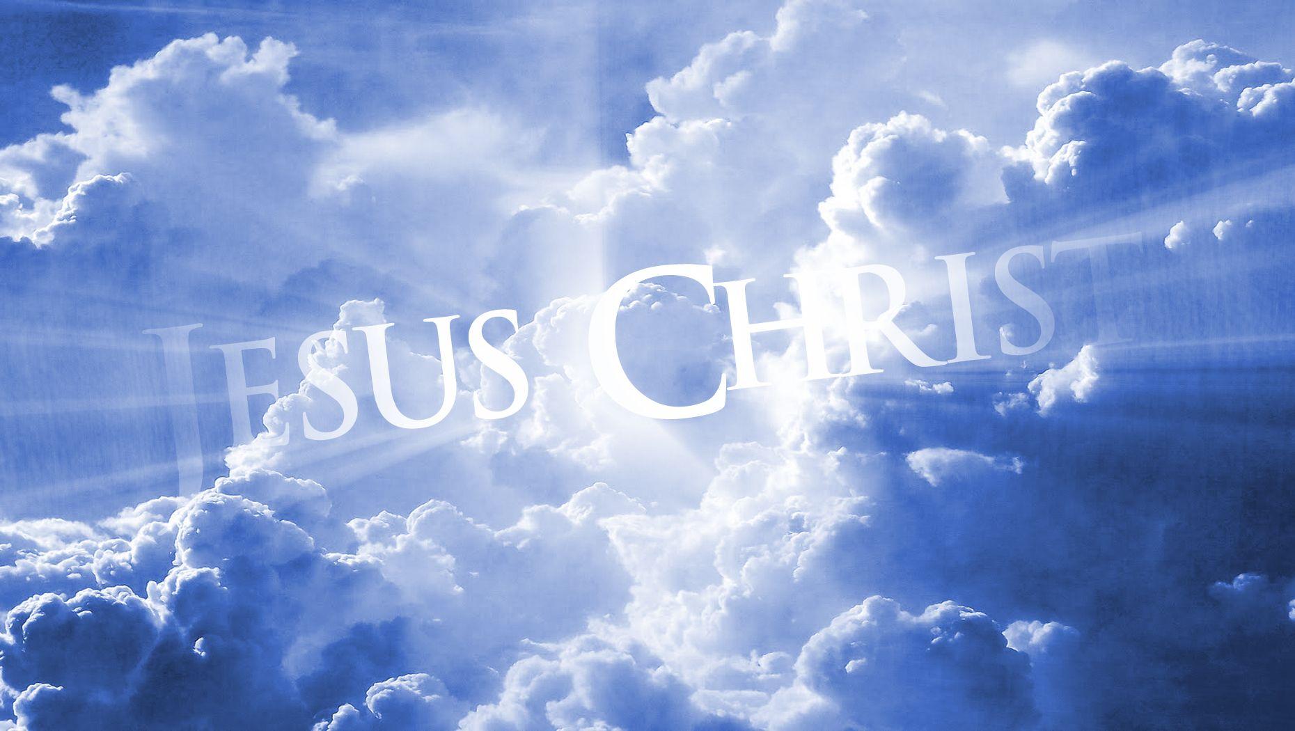 Jesus Christ In Heaven Jesus Wallpaper Jesus Christian Wallpaper