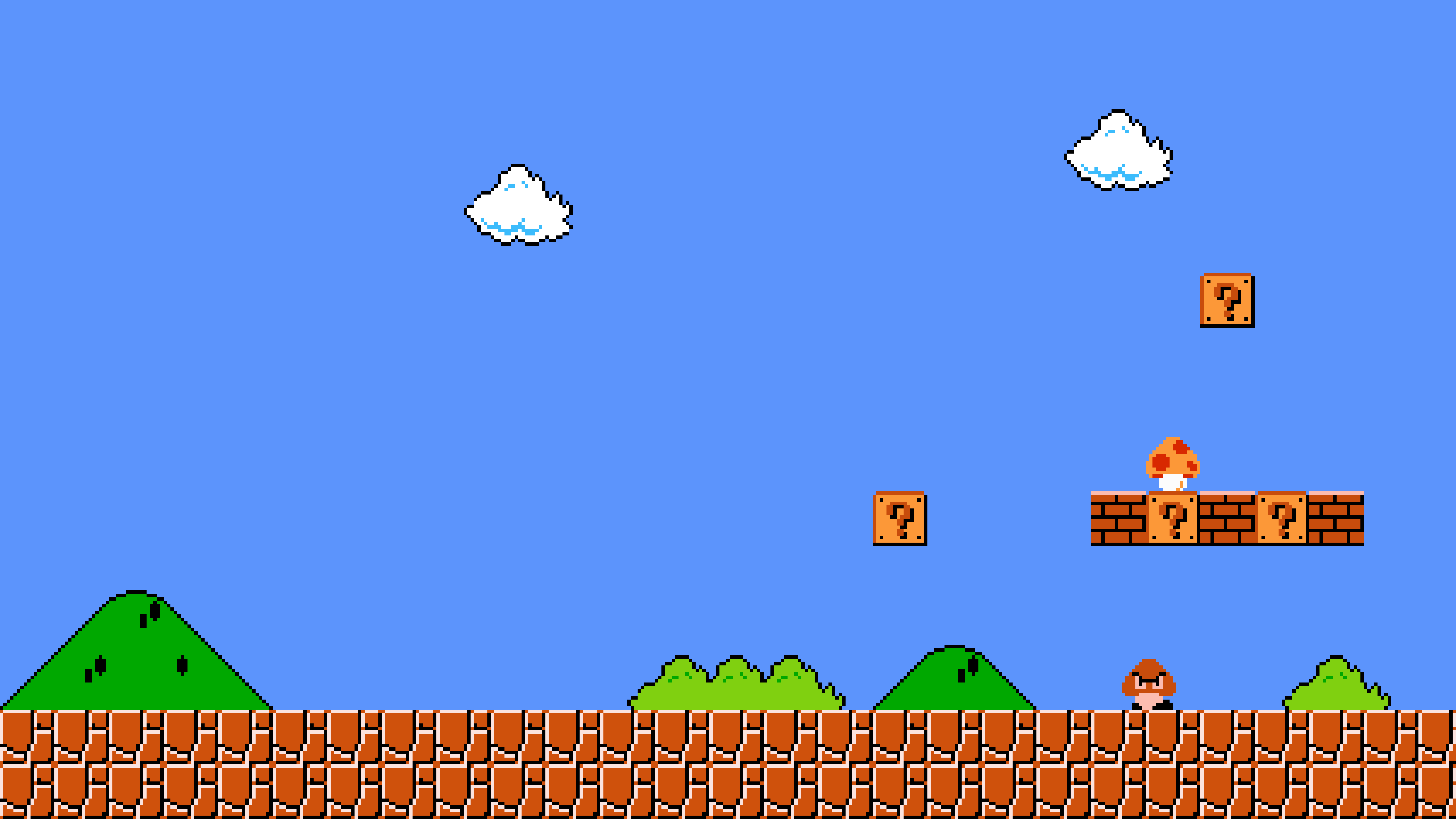 Super Mario Wallpapers Wallpaper