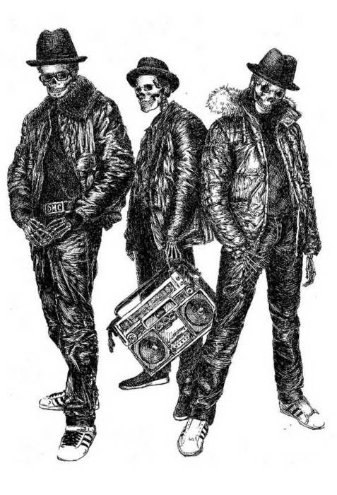 Bone Thugs N Harmony T Shirts, Shirts & Tees | Custom Bone ...  |Bone Thugs Skull
