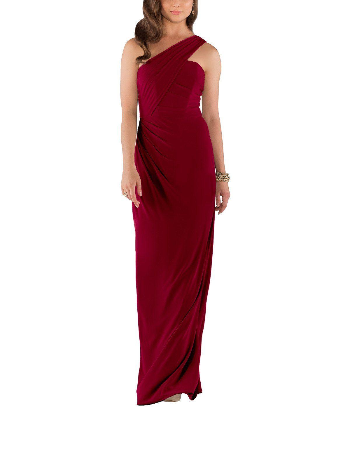 Sorella vita style red bridesmaid dresses pinterest