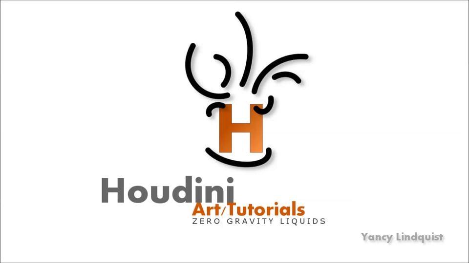 Houdini Tutorial: Zero Gravity Liquid Sim on Vimeo