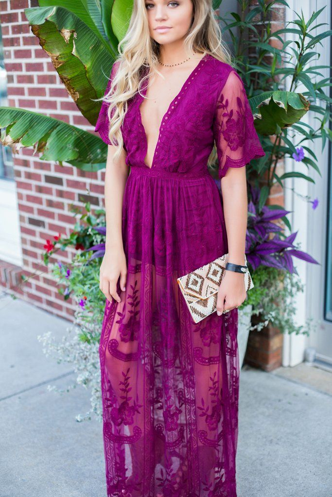 bfc3f804a4d Marigold Lace Maxi Dress – Swoon Boutique