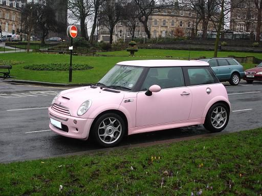 Pink Mini Cooper Mcs Page 2 Forum