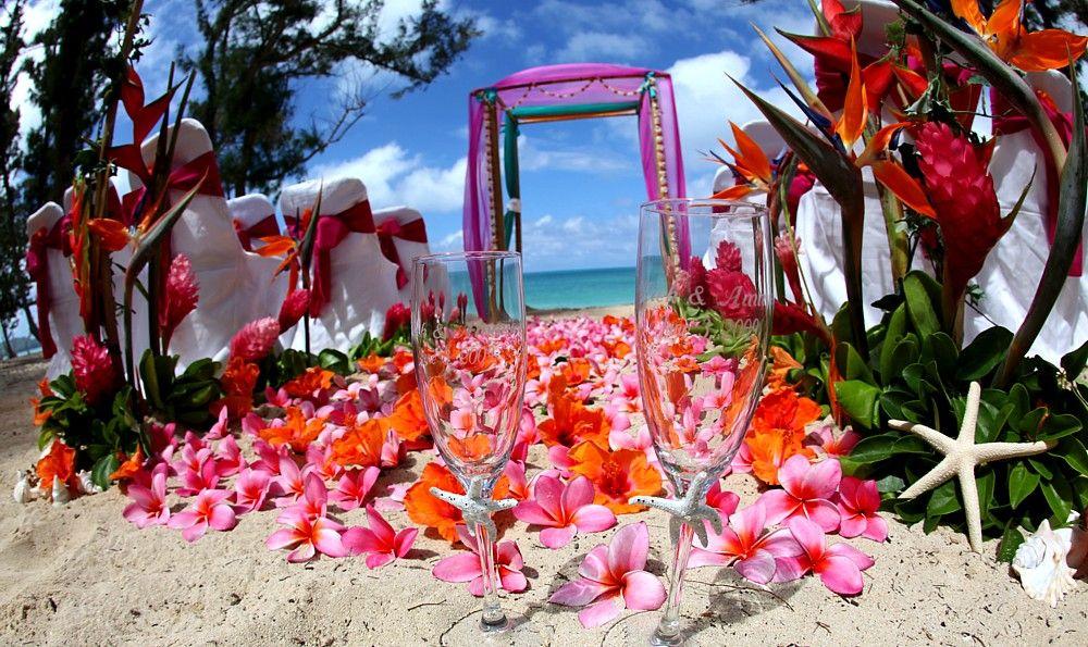Wedding In Hawaii By Aloha Island Weddings