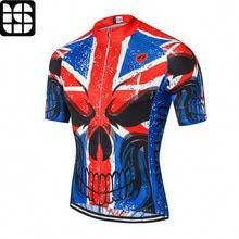 Weimostar UK pro team Cycling Jersey Men Racing Sport Road mtb Bike Jersey  Ropa Ciclismo Short Sleeve Bicycle Cycling Clothing  cyclingclothingroad fe3a256b2