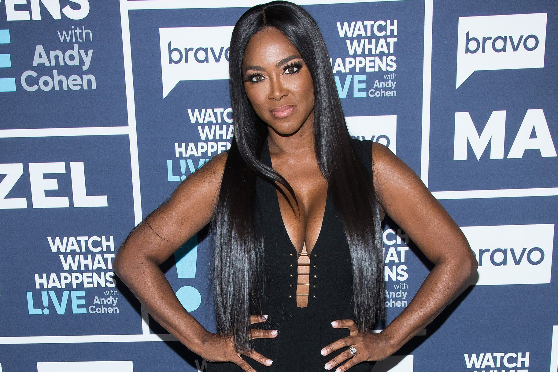 Kenya Moore Introduces Another Winner Of The Kenya Moore