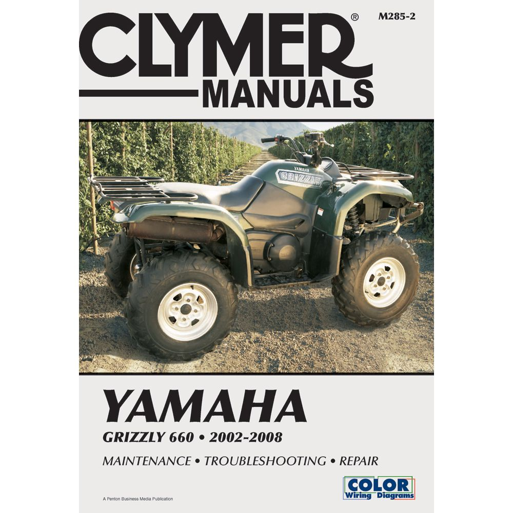 2002 Yamaha 660 Grizzly Wiring Diagram In Pdf