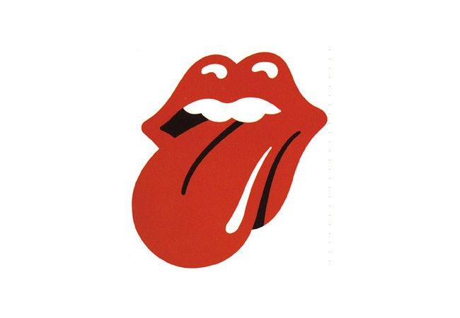 Rolling Stones Lips And Tongue Logo Rolling Stones Logo Logo