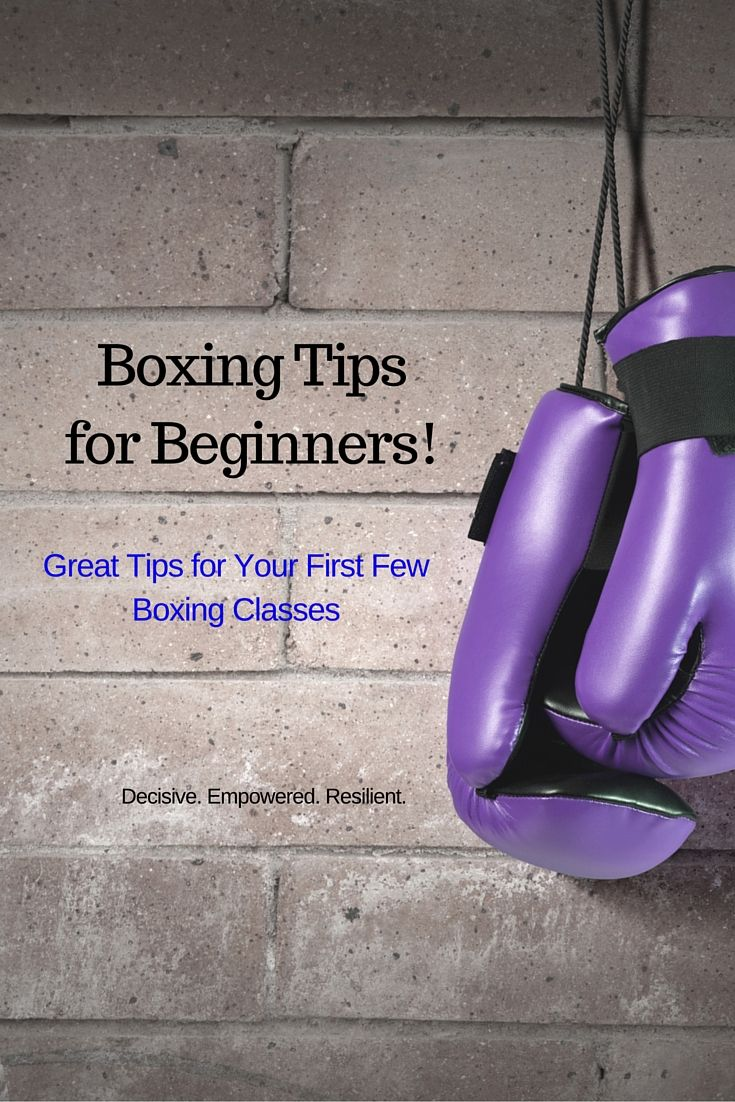Awesome Tips for Your first few boxing classes Get more fitness
