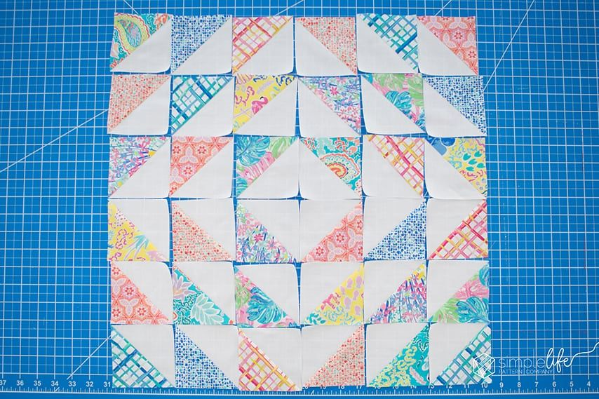 Free Quilted Pillow Pattern Using The Cricut Maker The Simple Life Quilt Pillow Case Quilted Pillow Pillow Pattern