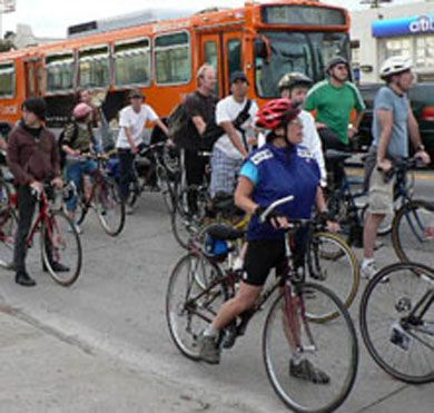 Reduce Fuel Consumption Increase Health Bicycle Commute Bus