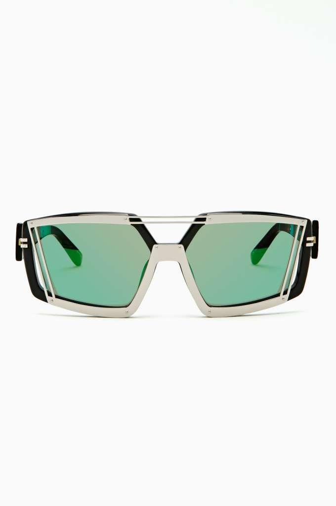 eaee5ba358e47 Linda Farrow X Prabal Gurung Metropolis Glasses