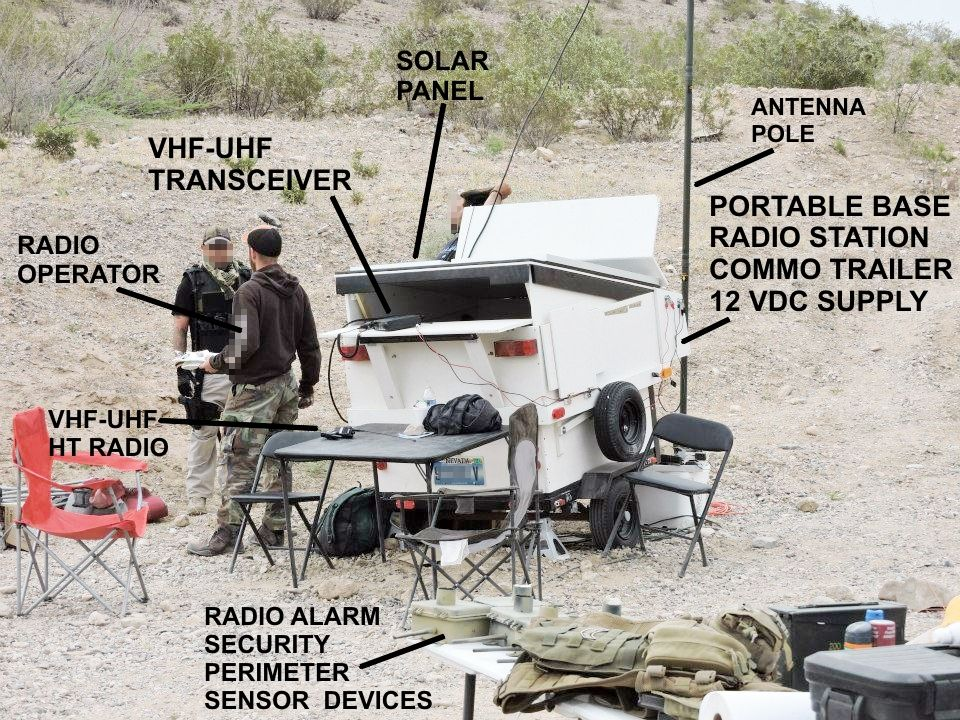 Militia Radio Frequencies | Radio | Radio frequency, Two way radio