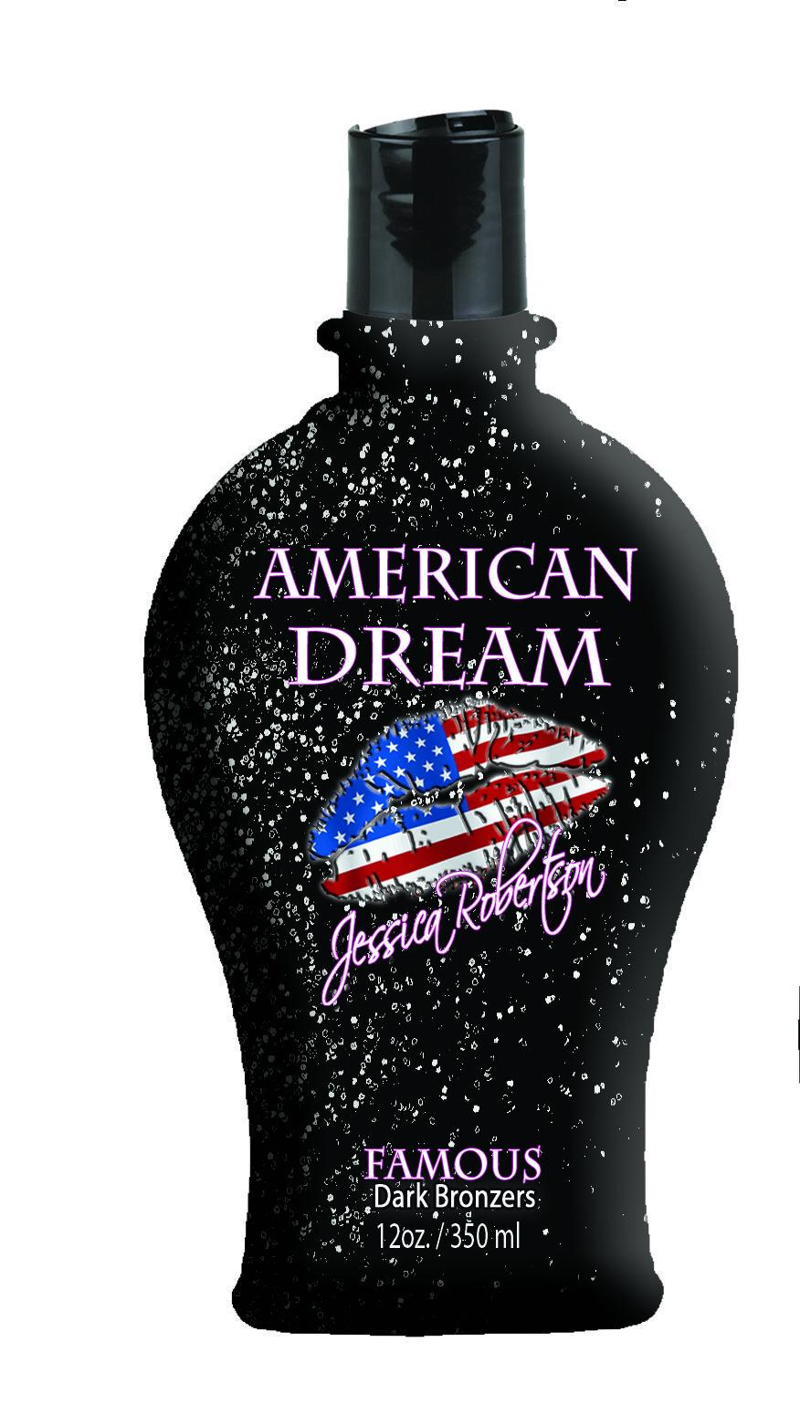 Jessica Robertson American Dream Ultra Dark Bronzing