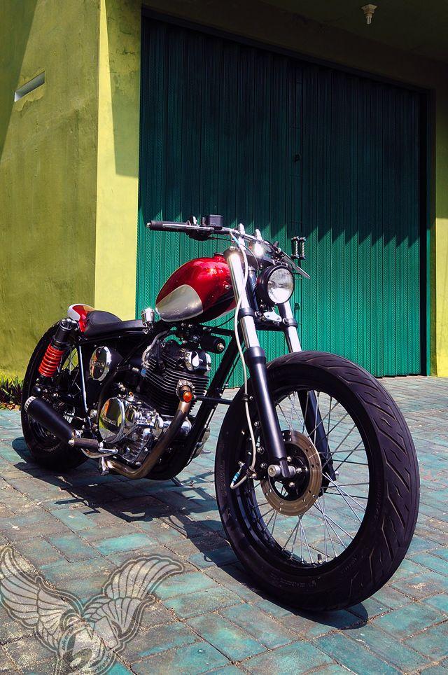 9th attempt | motorcyle | Bobber bikes, Bobber motorcycle