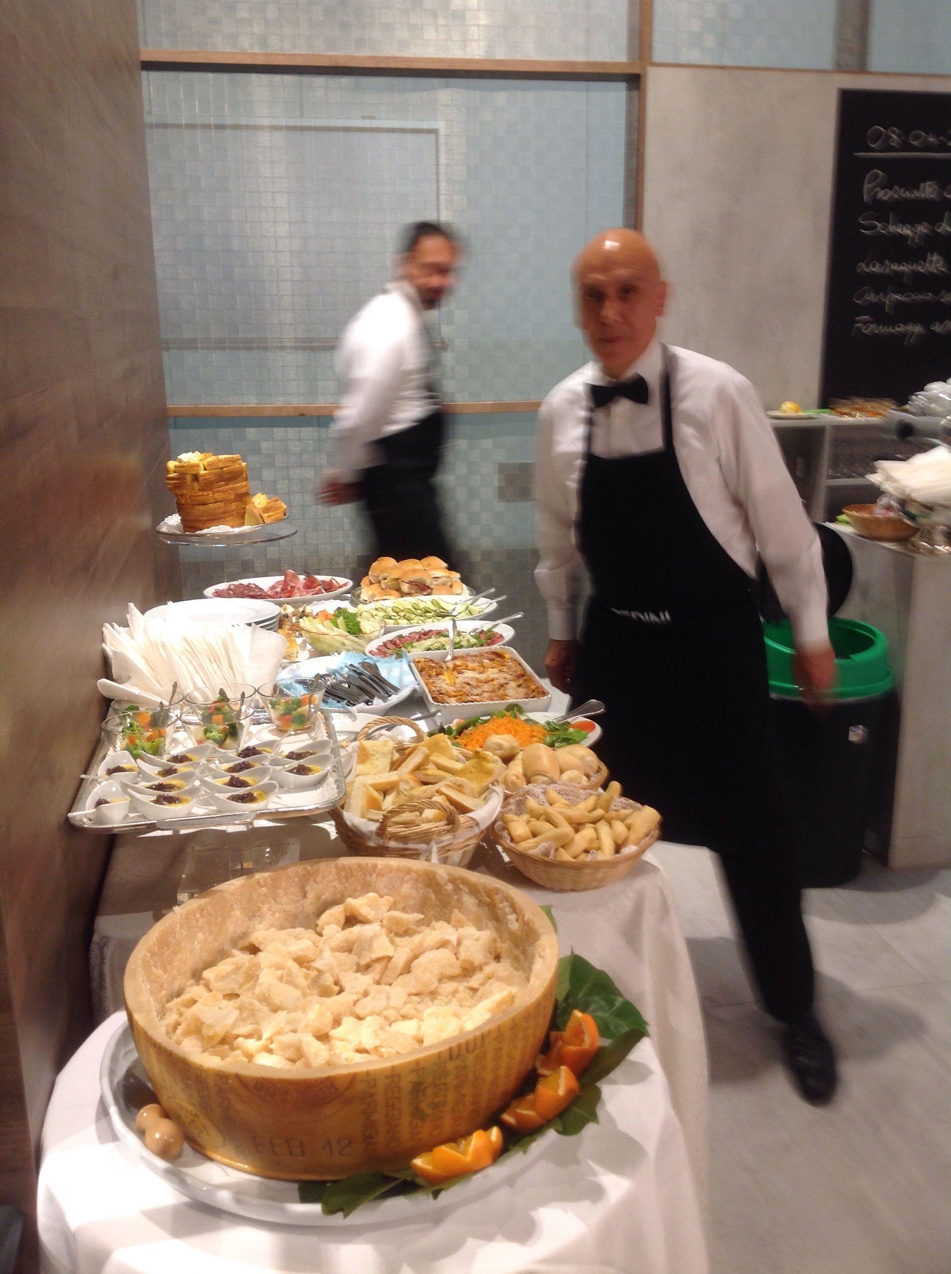 Buon cibo in una buona cucina Pedini!!!! Good food