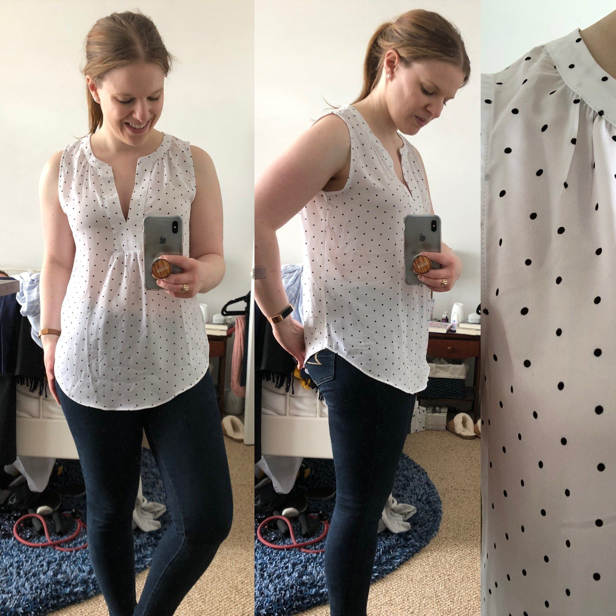 Shopping Reviews, Vol. 81 Loft Spring Pieces | Something Good | A DC Style and Lifestyle Blog #loftclothes