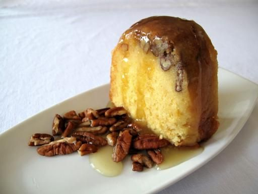 Rum Cake. Even better than it sounds. Rich and rummy! #food #recipes