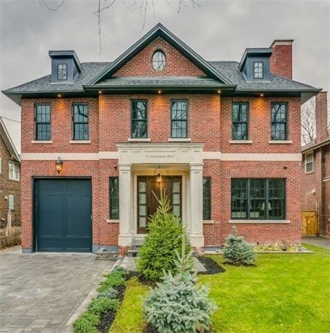 House For Sale Toronto 25 Strathallan Blvd Avenue Lawrence