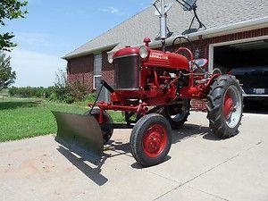 restored 1949 international harvester mccormick farmall cub tractor rh pinterest com Farmall Cub Plow One Point Hitch Farmall Cub