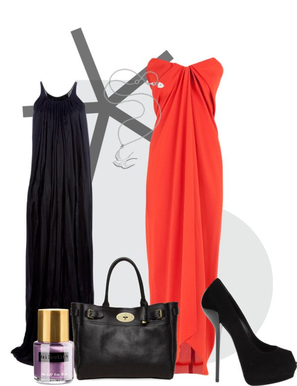 """""""This is what I call a classy set"""" by antoniapilz ❤ liked on Polyvore"""