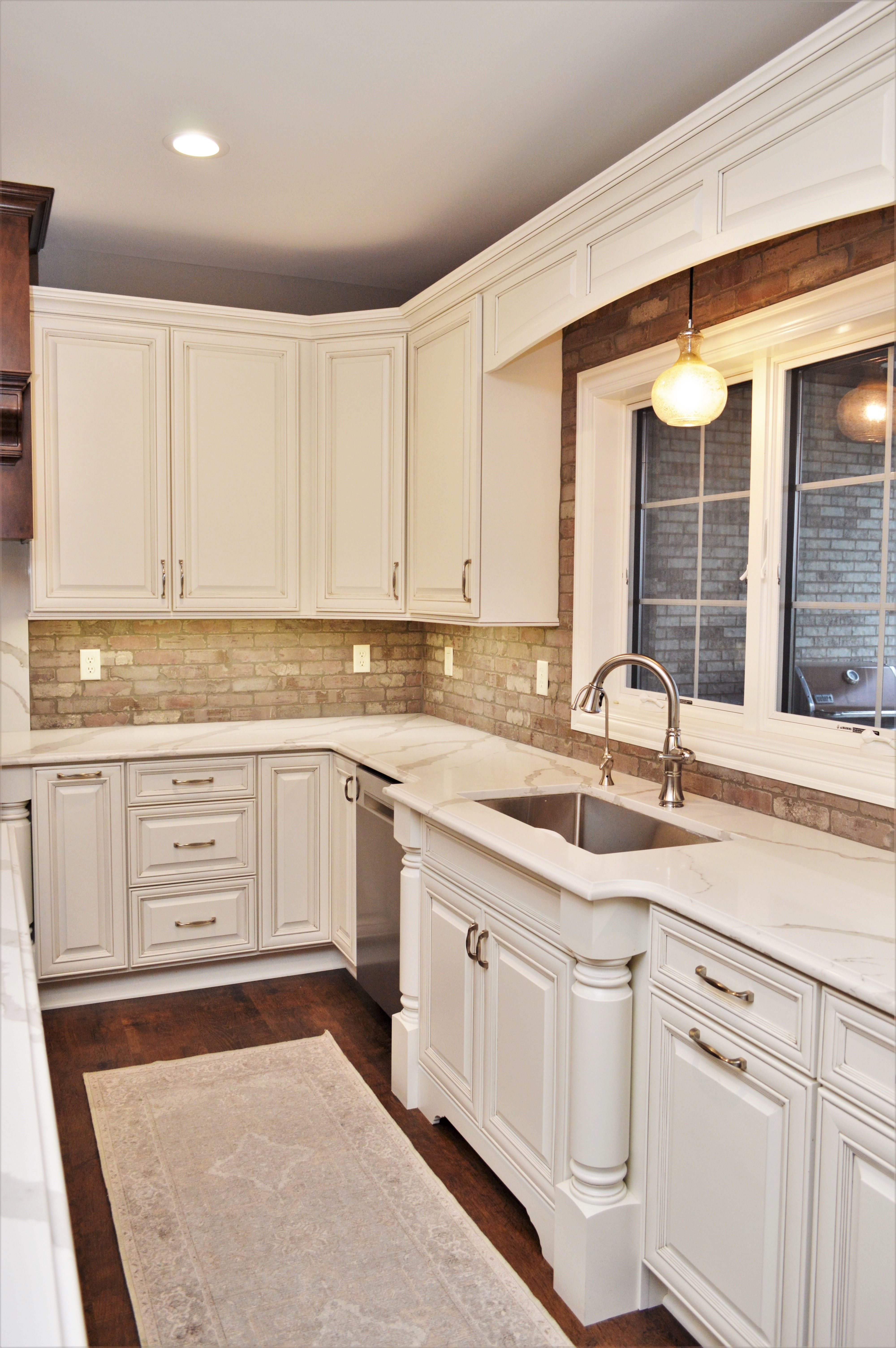 Pin on Maple Cabinetry: Bailey's Cabinet Customer Kitchens