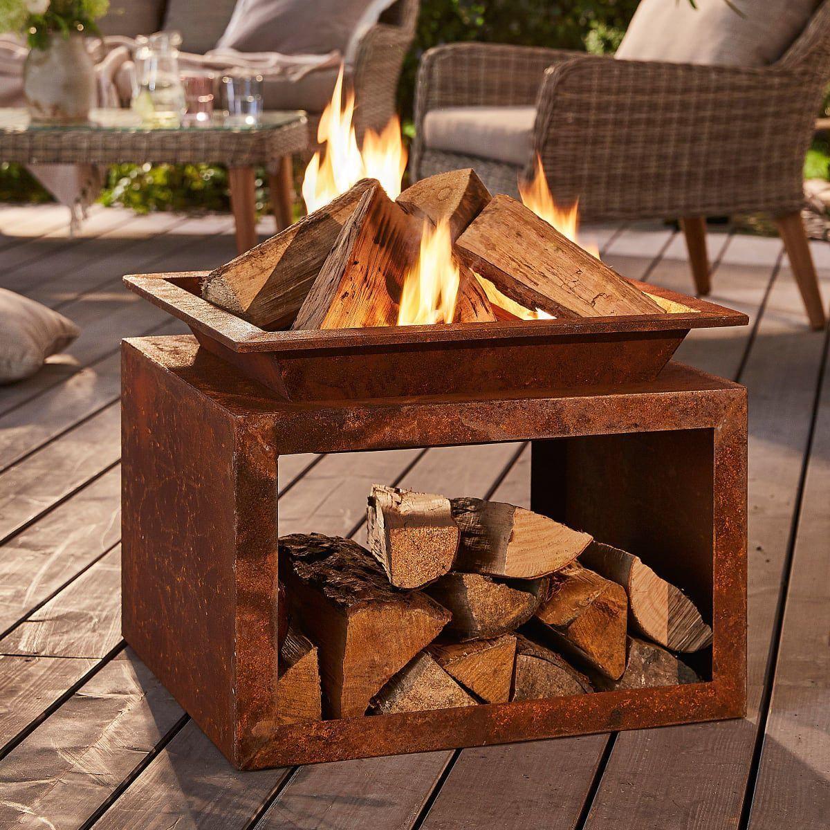 Feuerschale Twice Rost Metallyorn Home Feuerschale Twice Rost Metall Feuerschale Feuerschale Rost Feuer