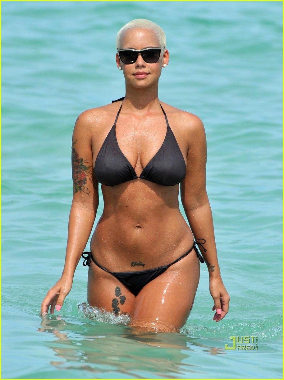 Bikini Amber Ros nude (27 photos), Bikini
