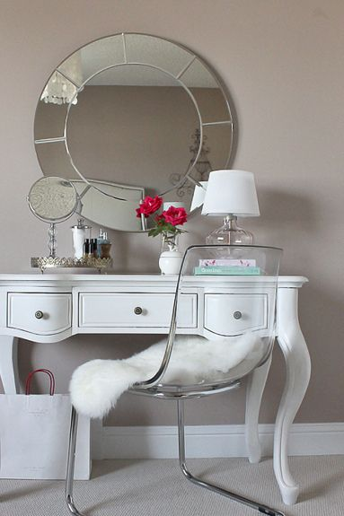 Dressingtable05 2 Minimalist Dressing Tables Home Decor Interior